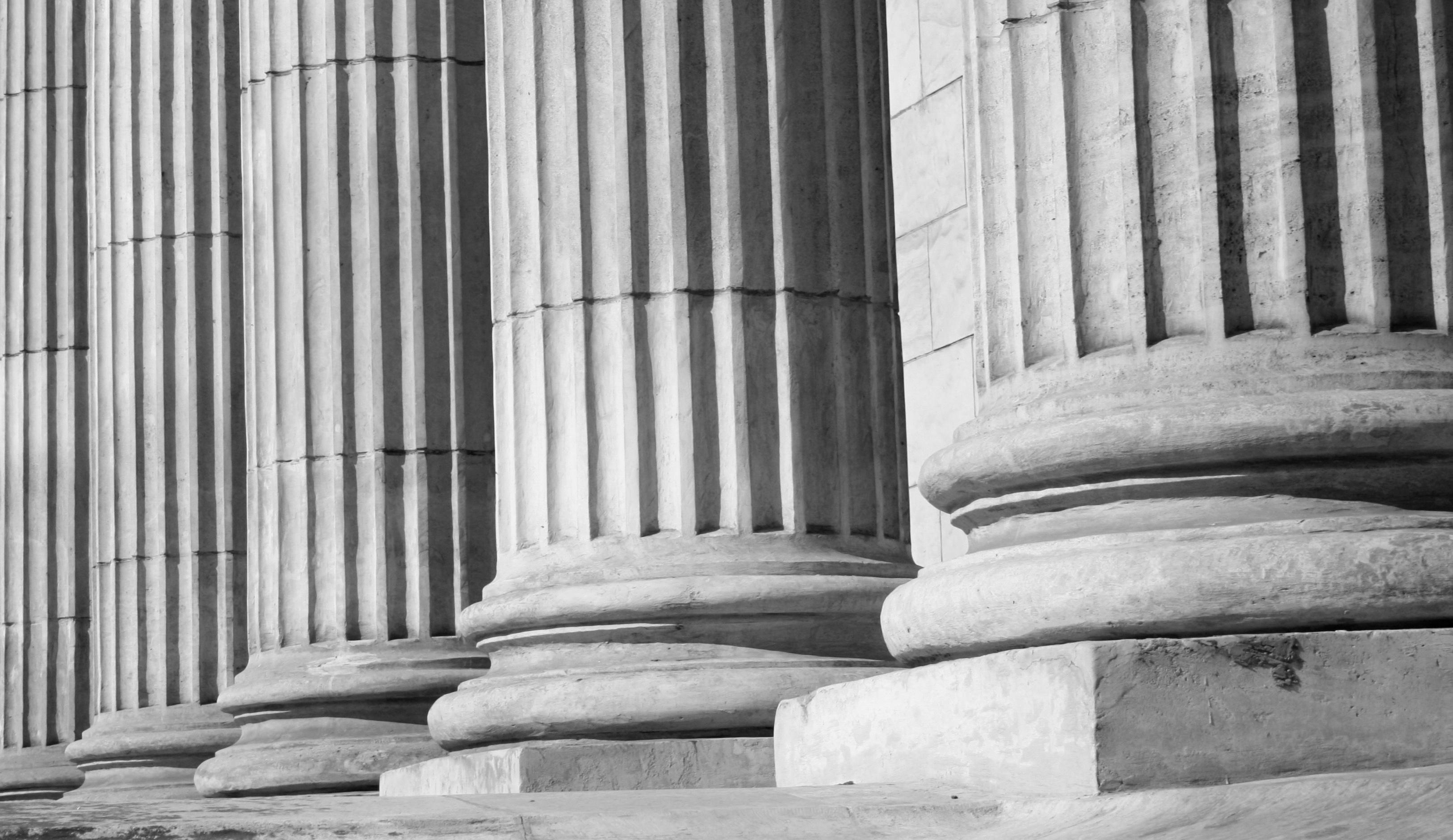 pillar close-up